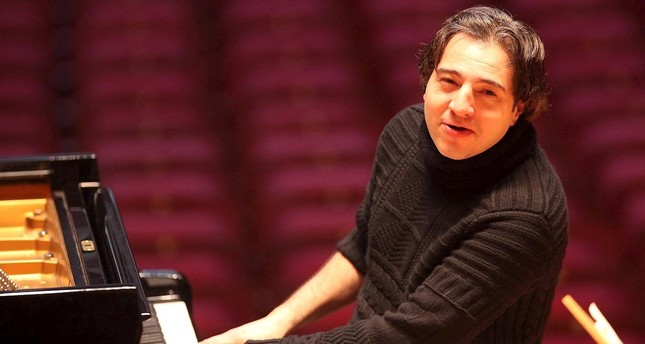 Fazıl Say will perform on the opening night accompanied by the Bilkent Symphony Orchestra (BSO).