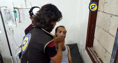 OPCW bestätigt Einsatz von Giftgas in Syrien