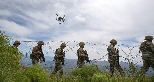 الجيش التركي يطهر 400 كيلومتر من الإرهاب شمالي العراق ويصل جبل قنديل