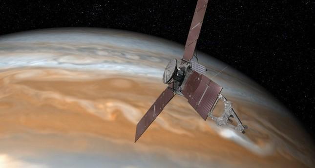 NASA's Juno spacecraft to visit Jupiter in July