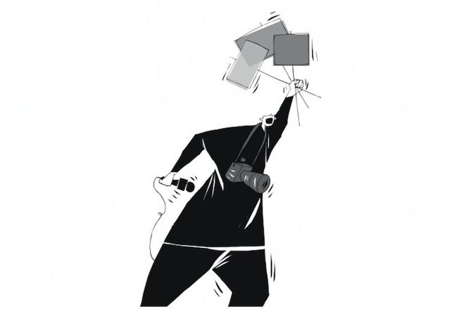 Illustration by Jamilia