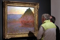 Monet painting sold at auction for $81.4M setting new record