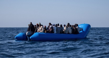 Perilous Mediterranean crossing to Europe costs more migrants' lives