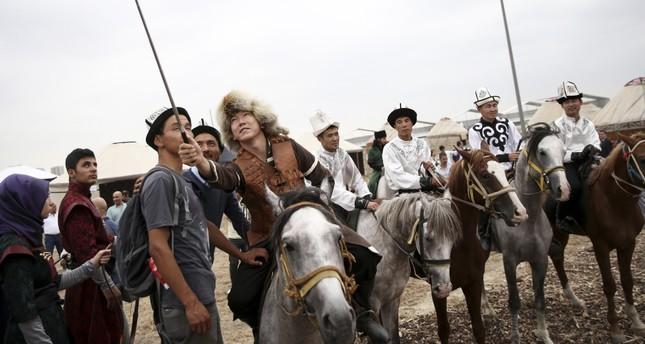 Ethno sports festival to revive ancient traditional sports