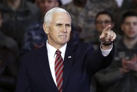 North Korea not interested in meeting US VP Pence