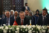 Erdoğan calls for solidarity with TRNC, Azerbaijan during Pakistan trip