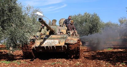 pAt least 1,873 terrorists have been neutralized in northwestern Syria's Afrin since Operation Olive Branch was launched on Jan. 20, the Turkish Armed Forces (TSK) said Friday./p  pThe TSK uses...