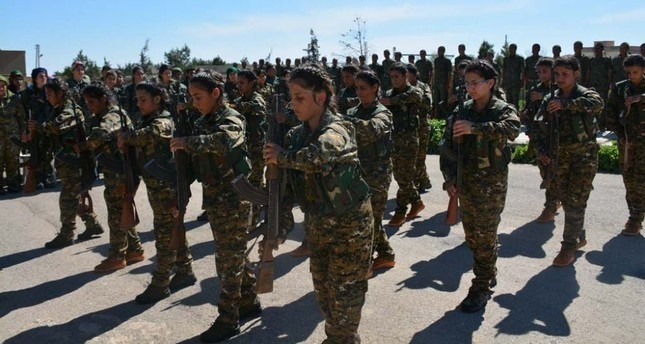 US-backed YPG recruits child soldiers in Syria, violates international pledge, State Department confirms