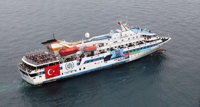 إسرئيل تدفع 20 مليون دولار تعويضات لذوي ضحايا سفينة مافي مرمرة