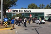 Explosion kills 4 at Tüpraş oil refinery in Turkey's Izmir
