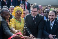 Turkey is continuing to enhance bilateral ties with African countries through a number of new steps taken in Guinea.  A ceremony for some 50 public buses, sent by Turkey as promised by President...