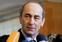 Former Armenian President Kocharian arrested for deadly 2008 crackdown