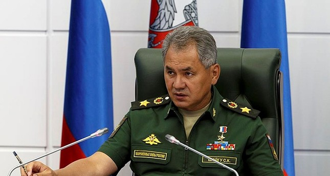 Russian defense min. to visit Turkey to discuss Syria