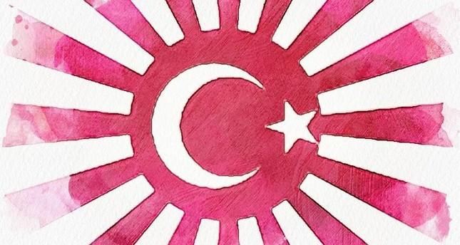 قصة الحب بين تركيا واليابان