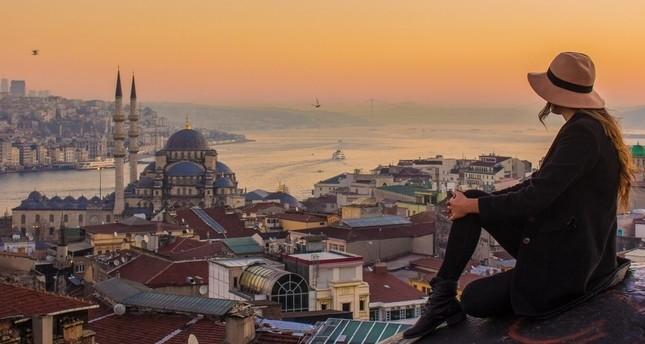 حوالي 12 مليون سائح زاروا تركيا خلال أول 5 أشهر من 2018
