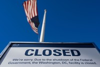 US shutdown sends economy into uncharted waters