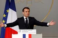 Macron invites Haftar to France