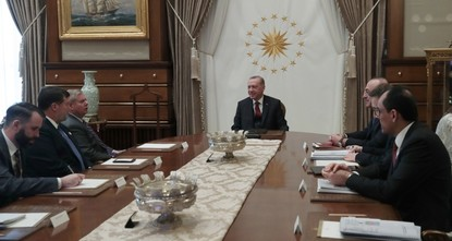 Erdoğan, US Senator Graham discuss Khashoggi, Syria