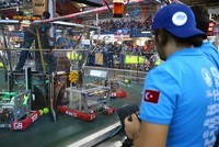A student team from Gültepe Vocational and Technical high school won two awards in a robotics competition that comprised of 48 teams and took place in New York City. The competition was organized...