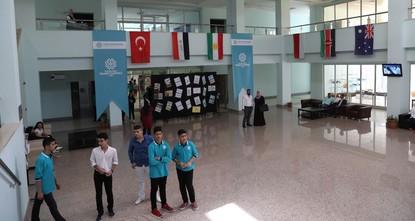 Turkey's Maarif Foundation opens its first school in Irbil