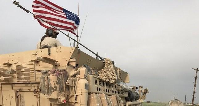 البنتاغون يؤكد تمركز القوات الأمريكية الخاصة في مناطق سيطرة ي ب ك الإرهابي على الحدود التركية السورية