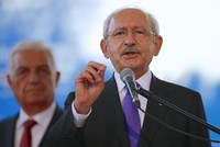 Main opposition Republican People's Party (CHP) backed the Turkish government's plan to open its embassy to Palestine in East Jerusalem on Thursday.  After Wednesday's historic recognition of...