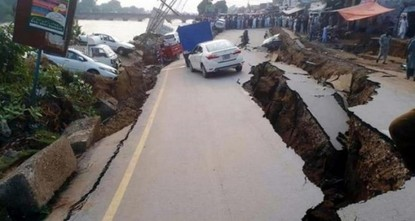 Mindestens 32 Tote nach Erdbeben in Pakistan