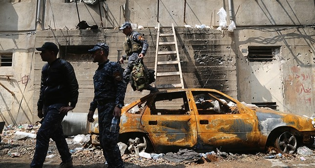 مقتل قرابة 100 مدني في معارك غرب الموصل