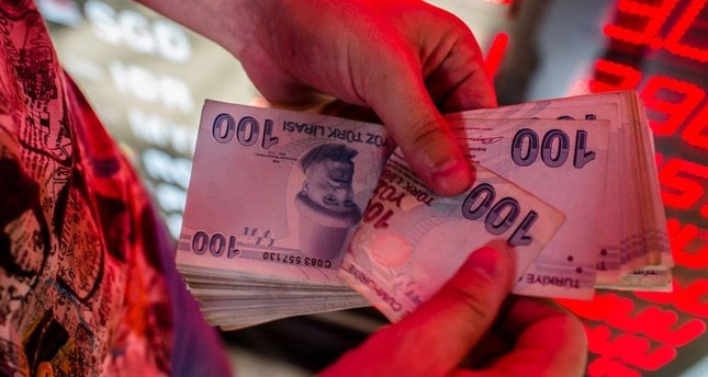 Turkey's current account balance saw a $2.48 billion surplus in September, which was $599 million in September 2018. (AFP Photo)