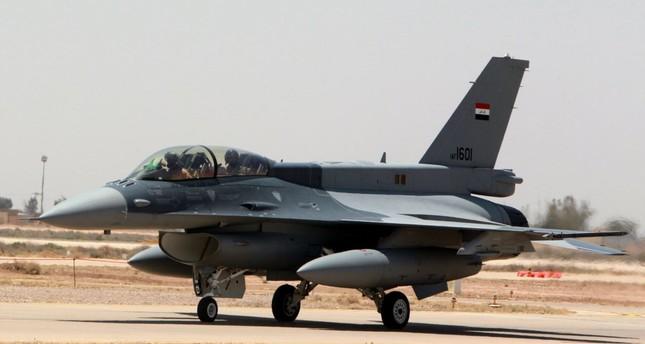 مقاتلات عراقية تقصف داعش داخل الأراضي السورية