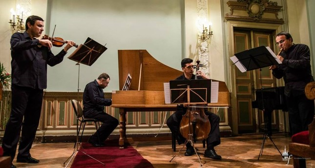 Baroque Ensemble Transylvania will perform on May 5.