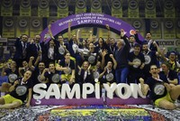 Fenerbahçe wins Turkish Women's Basketball Super League title