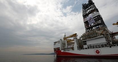 Turkey's 2nd drillship Yavuz starts operating in E. Med