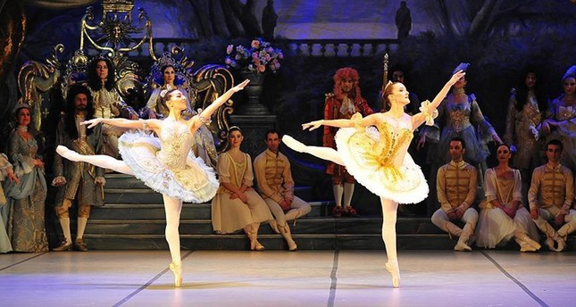 Istanbul State Opera and Ballet opens new season with 'The Sleeping Beauty'
