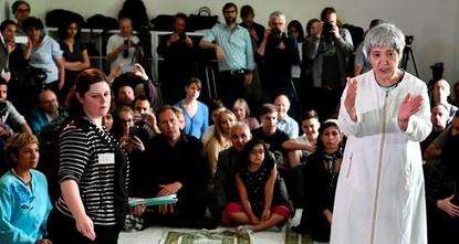 """pDie Eröffnung der """"Ibn-Rushd-Goethe-Moschee am vergangenen Freitag in Berlin-Moabit war für die Rechtsanwältin und selbsternannte Frauenrechtlerin Seyran Ateş eine medienwirksame Aktion. Man..."""