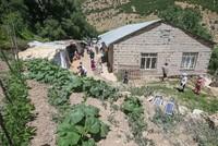 Residents of eastern district enjoy PKK-free areas