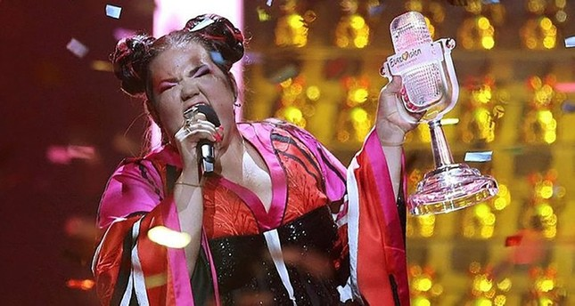 Netta Barzilai performing 'Toy'. (FILE Photo)