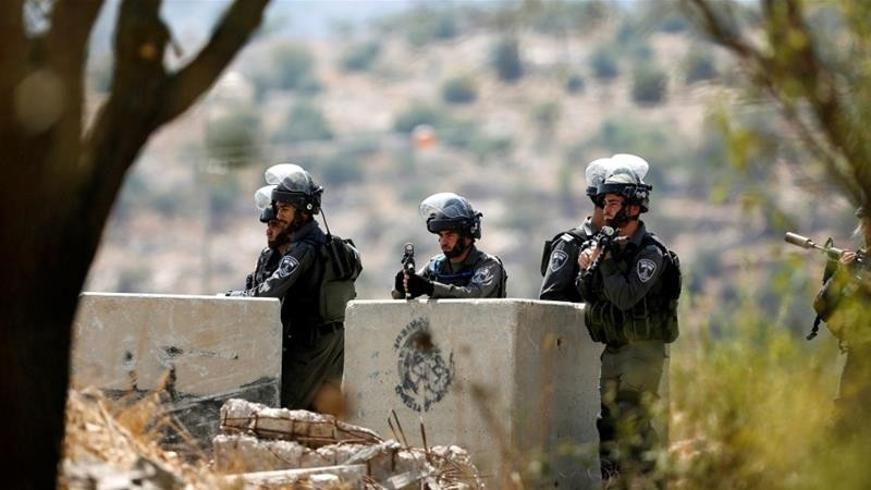Israeli security forces (Reuters File Photo)