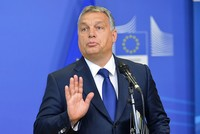 Hungary PM Orban criticizes EU sanctions threat