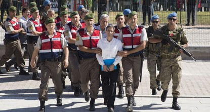 pThe Gülenist Terror Group (FETÖ) defrauded the Air Force Command over the years to the amount of more than TL 15 million ($4.3 million), practically financing its deadly coup attempt on July 15,...