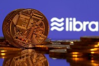Bitcoin reaches 18-month high with boost from Facebook's Libra