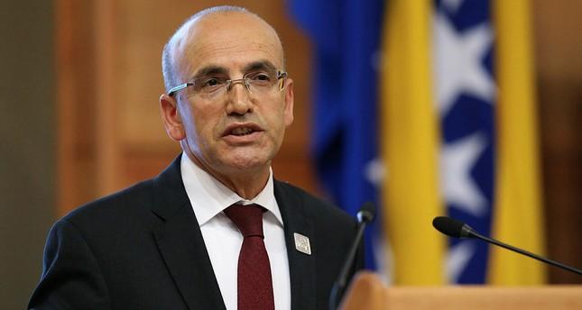 محمد شيمشك - نائب رئيس الوزراء التركي