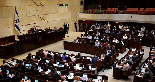 Israeli parliament rejects law recognizing 1915 events as 'Armenian genocide'