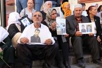 5 families from Iran join anti-PKK sit-in in southeastern Turkey's Diyarbakır
