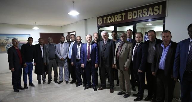 السودان يسعى لنقل التجربة التركية في المعاملات البنكية