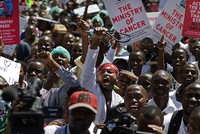 Thousands of doctors at Kenya's public hospitals have agreed to end a 100-day strike that saw people dying from lack of care, an official with the doctors' union said Tuesday.