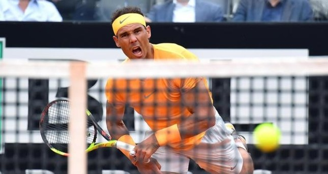 Nadal reclaims number one status with 8th Rome title