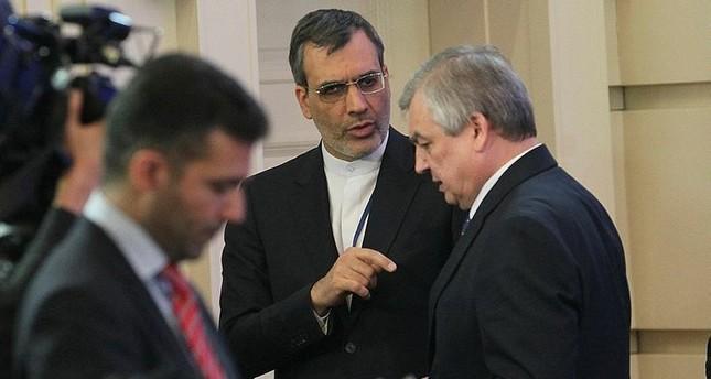 الاتفاق على جعل إيران طرفاً ضامناً لوقف إطلاق النار في سوريا