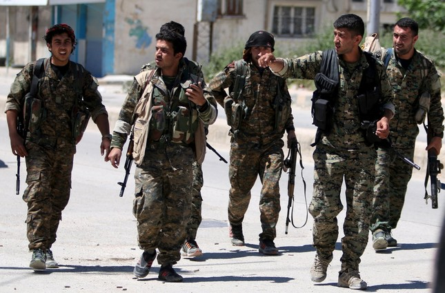 Captagon, also known as the chemical courage, was first found during the Operation Euphrates Shield and is one of the biggest sources of income for the PKK. (AA Photo)