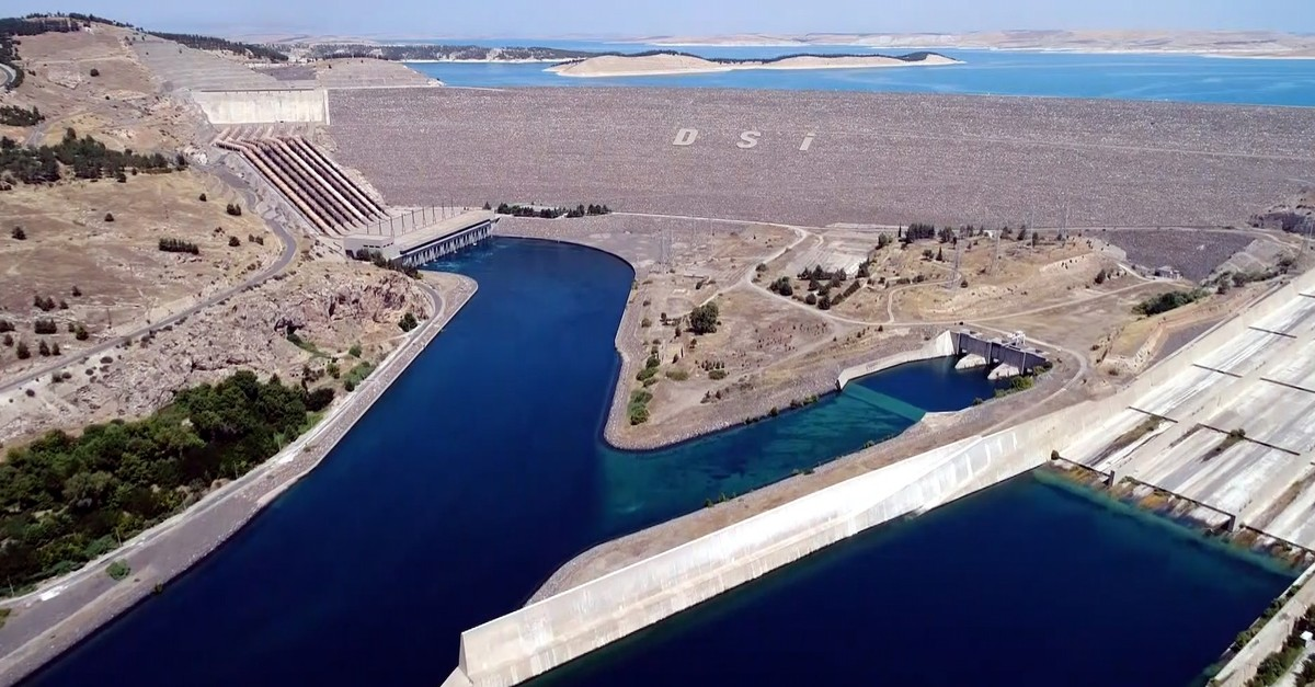 Turkeyu2019s largest hydroelectric power plant Atatu00fcrk Dam on the Euphrates supplies power for more than 2.16 million households per year and has generated over TL 150 billion for the Turkish economy since its inauguration in 1993.